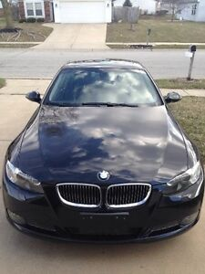 2008 BMW 3-Series 335xi Coupe (2 door), AWD, 6spd twin turbo