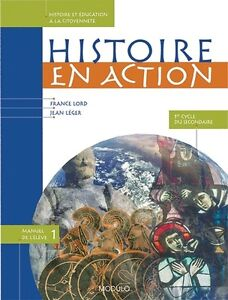 HISTOIRE EN ACTION- Manuel d'histoire