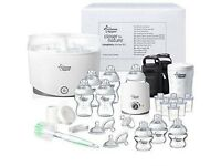 New Tommee Tippee Complete starter kit