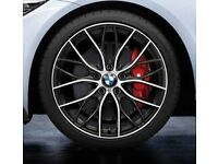 "19"" BMW !M! 405 alloy wheels . read details please."