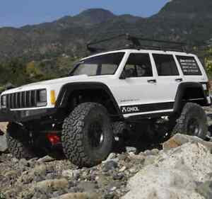 Looking for axial scx10 accessories and a 1 10 scale trailer.