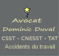 CSST - CNESST - Accidents du travail - Avocat
