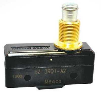 Honeywell Bz-3rq1-a2 Large Basic Snap Action Switch Over Travel Plunger Spdt