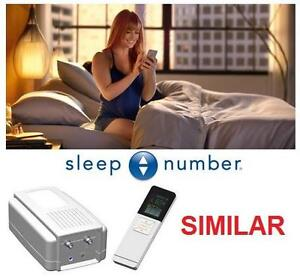 NEW SLEEP NUMBER BED PUMP W/ REMOTE - 112036074 - Select Comfort Firmness Control