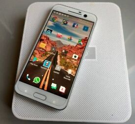 HTC 10 white 32 gig factory unlocked in box