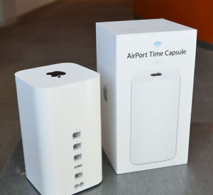 APPLE AIRPORT TIME CAPSULE 3TB - PERFECT CONDITION