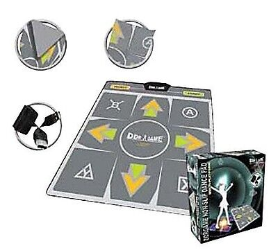 DDR Energy Premium Edition Super Deluxe Dance Pad For PS/PS2 Xbox & PC Non-Slip on Rummage