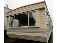 Static Caravan for Sale- Central Heated- Perfect for Self- Build