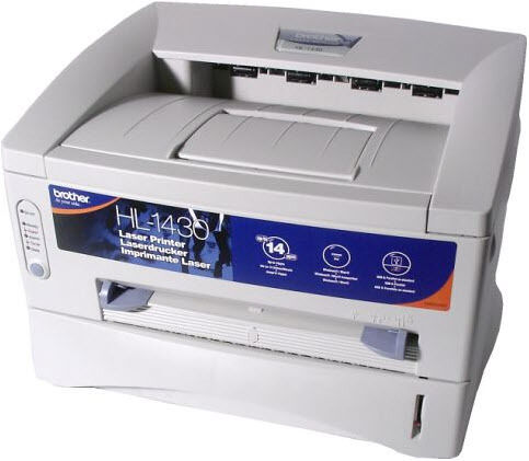 Brother Hl-1430 Printer Driver Mac