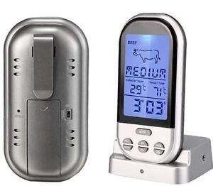 Thermometre BBQ sans fils