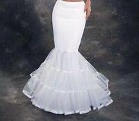 Trumpet Crinoline for Wedding Dress