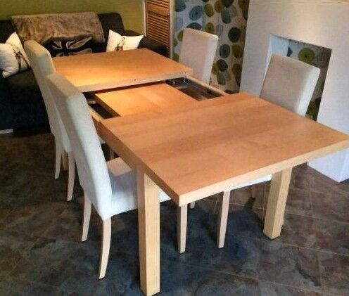 Marks Spencer Dining Table And Chairs