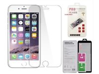 2 Pack Tempered Glass Screen Protector for iPhone 6/6S/7/7S PLUS
