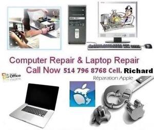Reparation MAC et PC ★ Pour Tout Vos Moindre Besoin / Garantie !