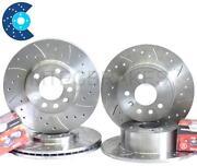Fiesta St Front Brake Discs