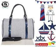 Pauls Boutique Nautical Bag