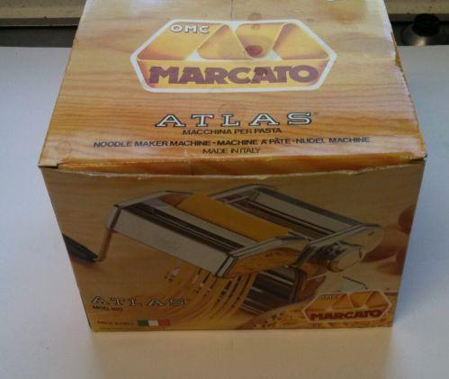 Marcato Atlas Model 150 Pasta Maker Ebay