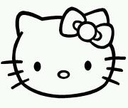 Hello Kitty Pink Decal