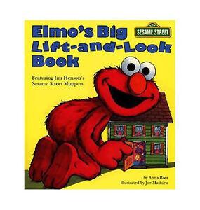 Top 5 Elmo Books