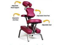 Portable Massage Chair & carry case - Clacton