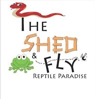 The Shed and Fly: Reptile Paradise Needs Your Help!