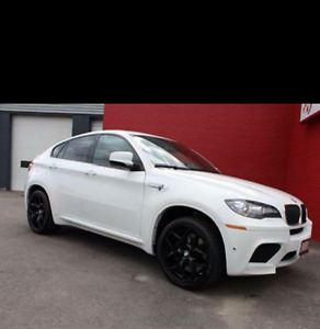 2011 BMW Other ×6 m SUV, Crossover