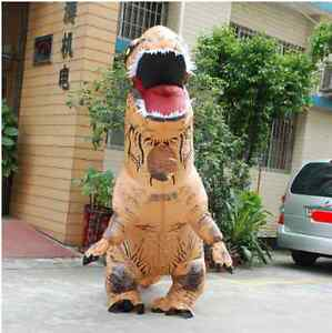 T-Rex Inflatable Halloween Costume High Quality