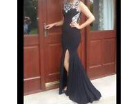 Black Formal Dress Size 8/10
