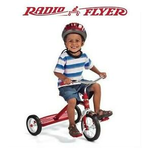 NEW RADIO FLYER 10 TRICYCLE 34-150A 247711769 RED 150TH CANADA ANNIVERSARY TRIKE BIKE BICYCLE