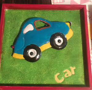 Baby/Toddler Car & Train Pictures