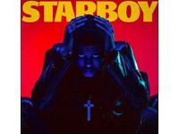 The Weeknd 2x Standing Tickets London O2 March 8