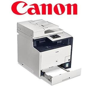 RFB CANON MF729CDW AIO WIFI PRINTER 192605699 Laser Multifunction Printer COLOR DESKTOP COMPUTER PC ALL IN ONE REFURB...
