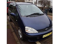 FORD GALAXY 2.3 FAMILY CAR 7 SEATER LOW MILEAGE NEW MOT