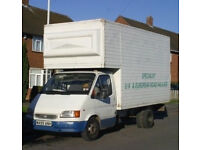man and van hire large luton van
