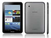 "Samsung galaxy tab 2. 7"". Good condition £55 fixed price"