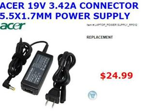 ACER ASUS APPLE DELL HP LENOVO TOSHIBA SAMSUNG SONY POWER SUPPLY