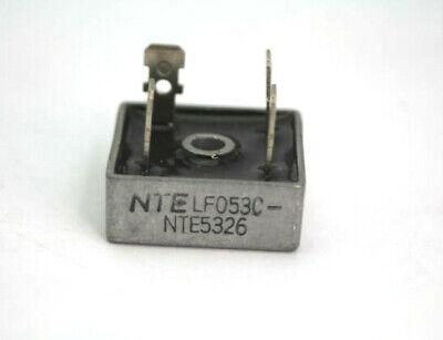 Nte Nte5326 Diode Bridge Rectifier 1ph 25a 600v