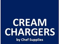 - Cream Chargers - Bars Cafes People