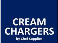 Cream Chargers - Retail Wholesale Individuals Cafes Bars Clubs