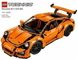 Lego Technic 42056 - Porsche 911 GT3 RS Brand New Factory Sealed Box