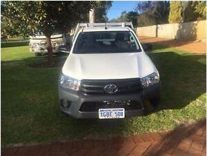 2016 Toyota Hilux Ute **12 MONTH WARRANTY** West Perth Perth City Area Preview
