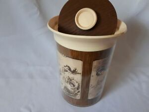 Vintage WEST BEND DR.PEPPER Thermos Pitcher
