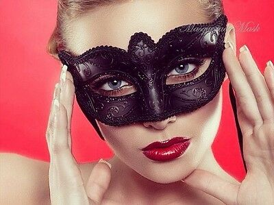 Elegant Halloween (Halloween Party Mask Venetian Elegant Masquerade Mardi Gras Costume Mask Party)