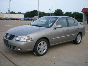Nissan Sentra SE 2005 FOR PARTS ONLY