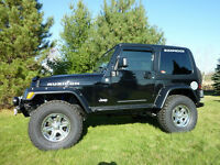 (Like New) 2006 Jeep Rubicon-Wangler SUV, Crossover