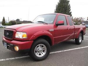 Ford Ranger XLT SPORT Pickup Truck EXCELLENT CONDITION