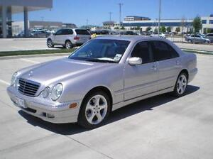 I WANT TO BUY A MERCEDES E CLASS 4MATIC 2001-2002