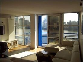 Double bedroom in riverside flat - £665 a month!