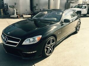 2014 Mercedes CL63 AMG - Black on Beige