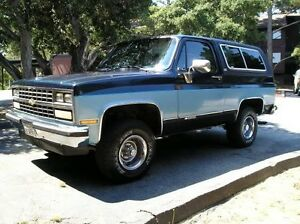 WANTED: looking for a K5 Blazer or Jimmy
